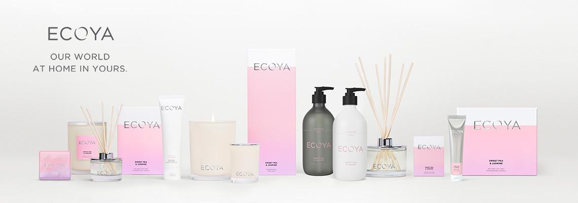 ECOYA Homepage Banner