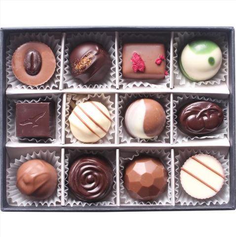 12 Chocolate Selection