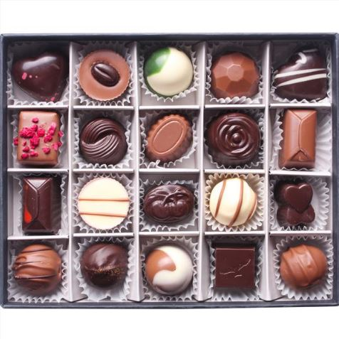 20 Chocolate Selection