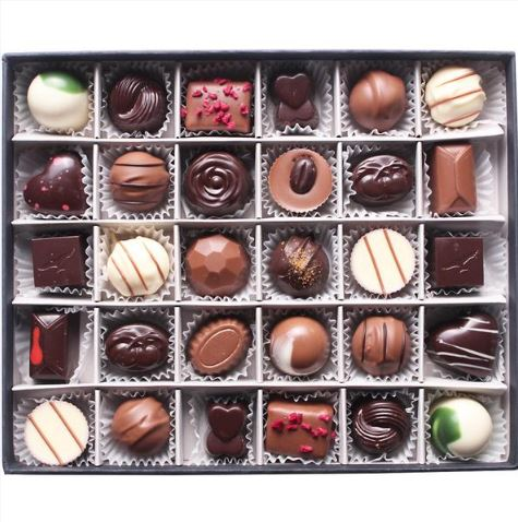 30 Chocolate Selection