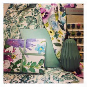 floral fabrics by bluebellgrey