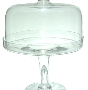 Large-short-Glass-Cake-Stand-with-Cover--32cmHx23c-(XD235285)