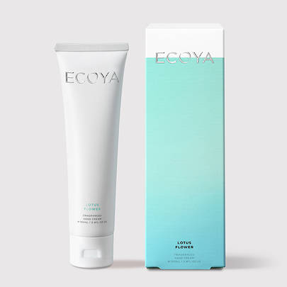 Ecoya Hand Cream - Lotus Flower - seasonsemporium.com