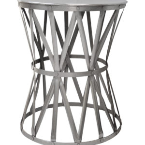 FC Drum Table Nickel Small