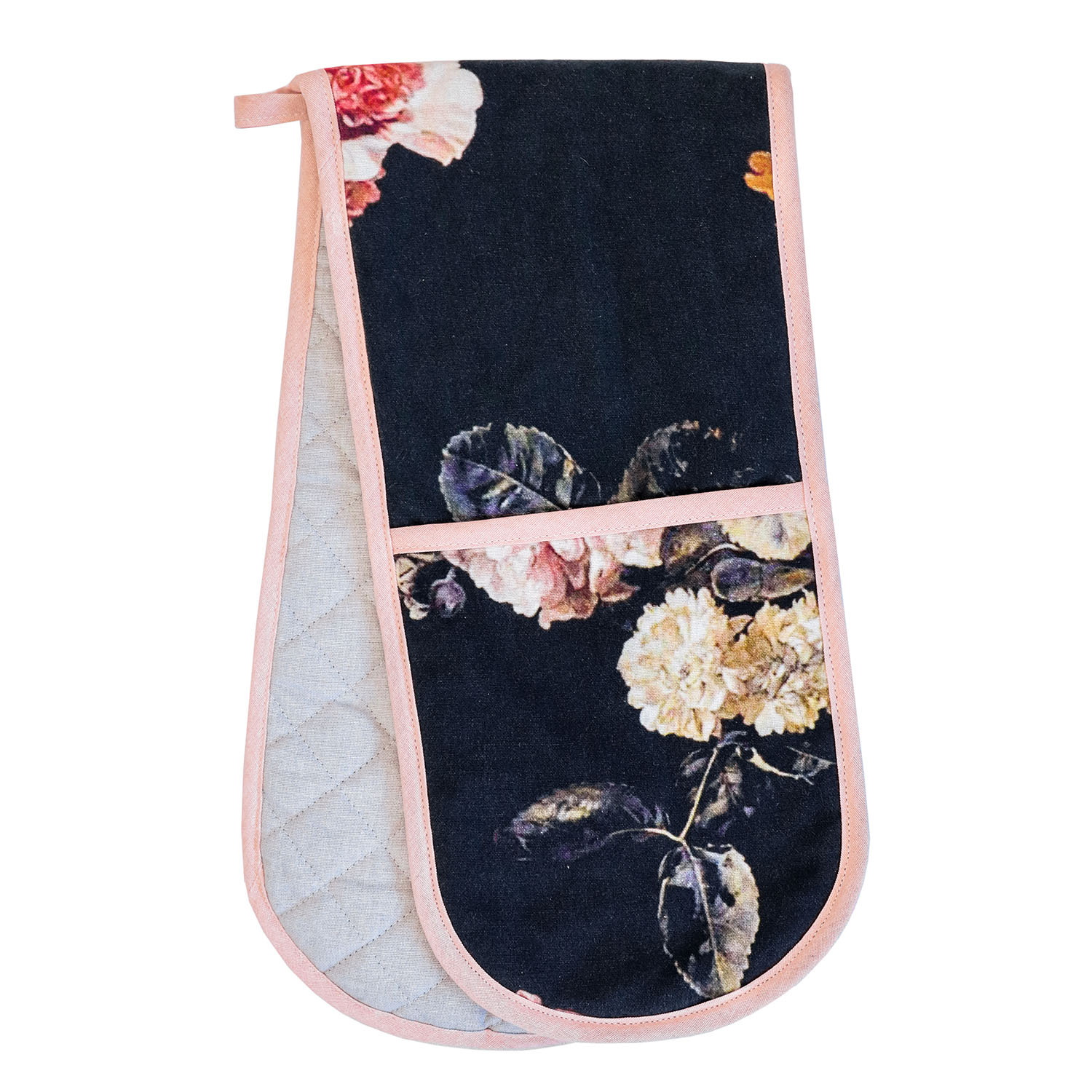 Bloomy Double Oven Glove