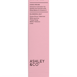 Ashley & Co - Soothe Tube - Blossom & Gilt