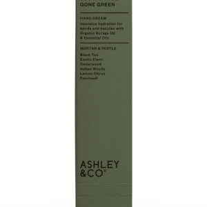 Ashley & Co - Soothe Tube Gone Green - Mortar & Pestle