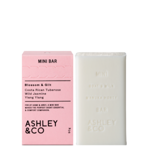 Ashley & Co - Mini Bar - Blossom & Gilt