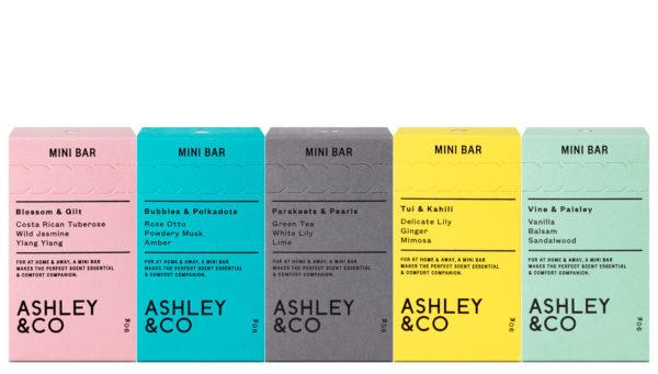 Ashley & Co - Mini Bar