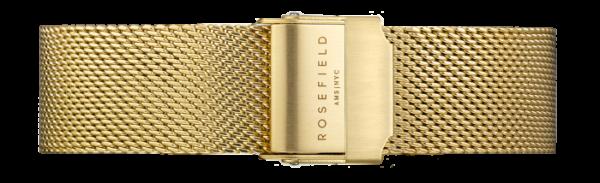 Rosefield - The Mercer - White/Gold