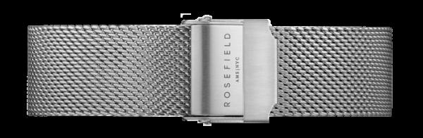 Rosefield - The Mercer - White/Silver