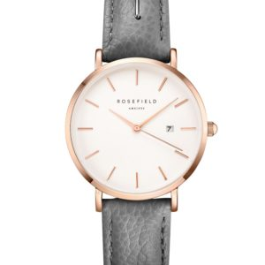 Rosefield - The September Issue - Grey/Rose Gold - Graphic Designer