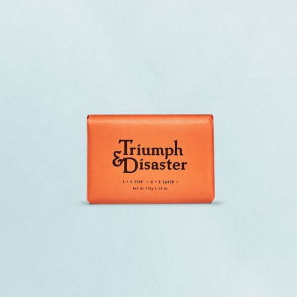 Triumph & Disaster A+R Soap