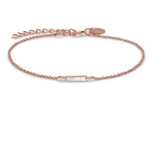 Rosefield - The Mott Bracelet - Rose Gold