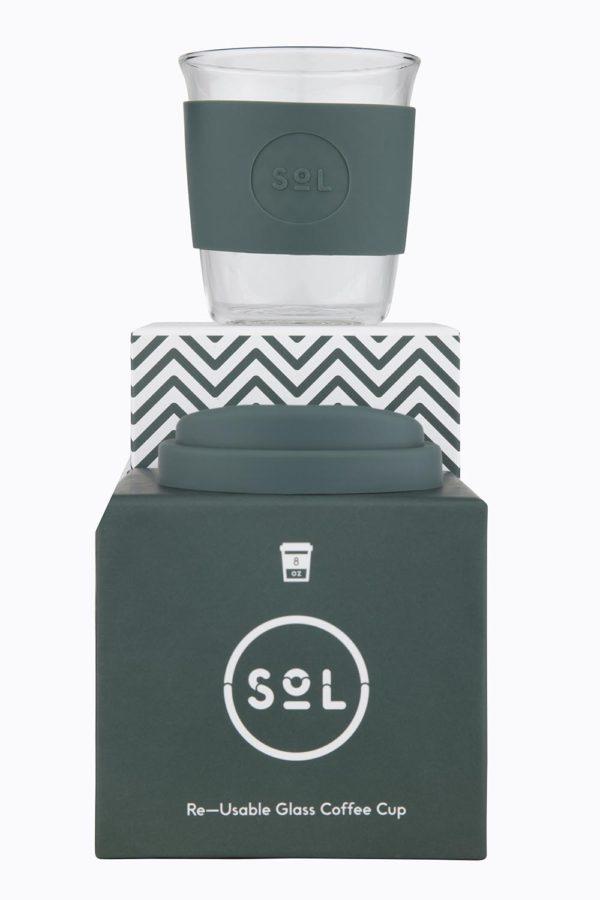 Sol Cup - 8oz - Deep Sea Green