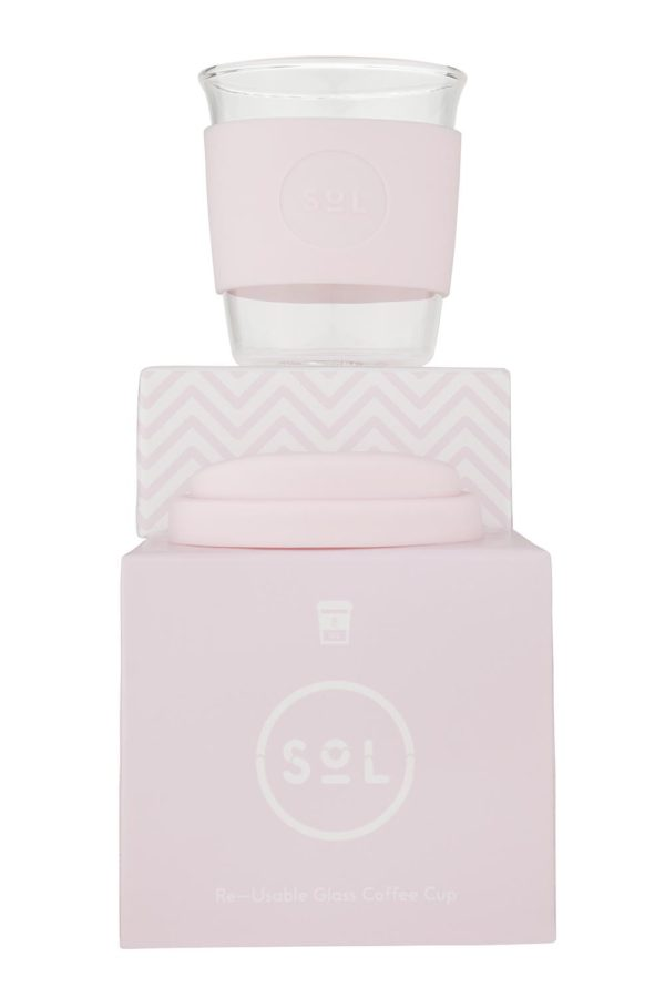Sol Cup - 8oz - Perfect Pink