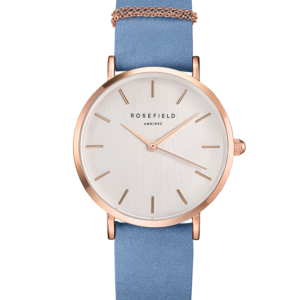 Rosefield - The West Village - Airy Blue/Rose Gold