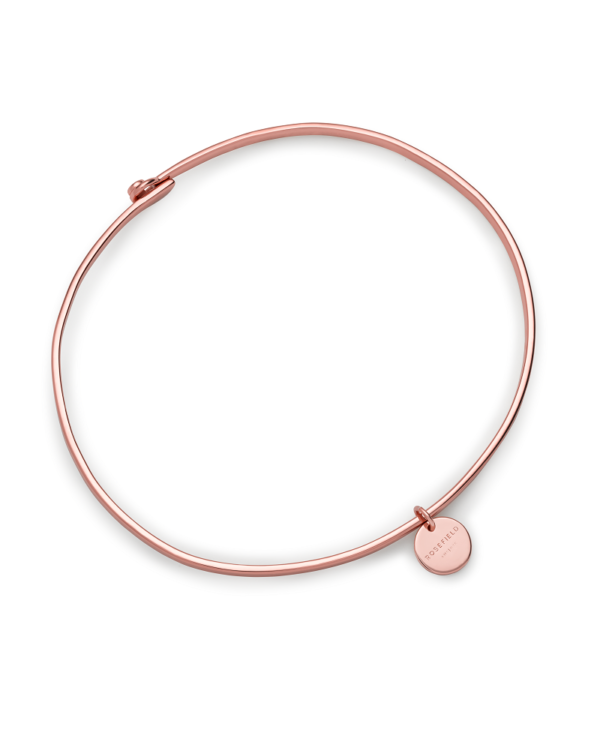 Rosefield - The Wooster Bangle - Rose Gold