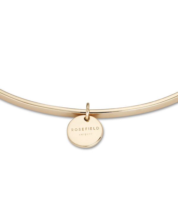 Rosefield - The Wooster Bangle - Gold