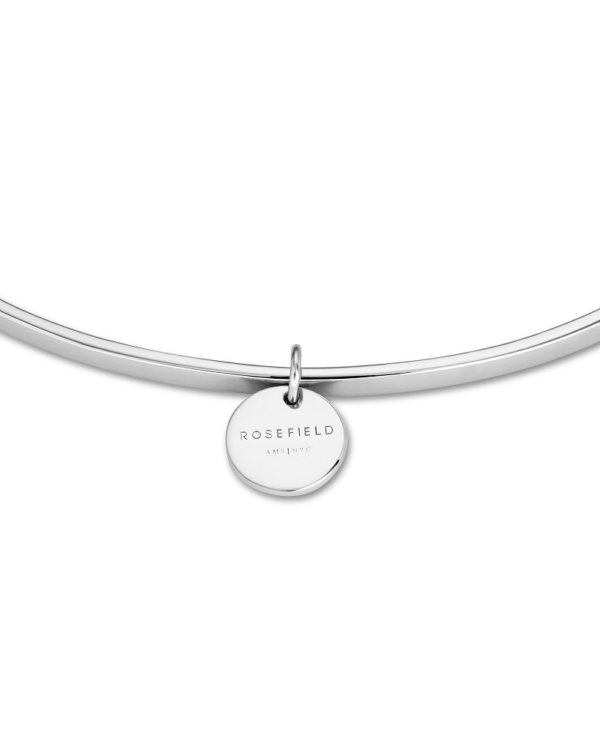 Rosefield - The Wooster Bangle - Silver
