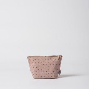 Spot Cotton Wash Bag by Citta - Medium