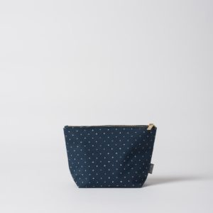 Spot Cotton Wash Bag by Citta - Large