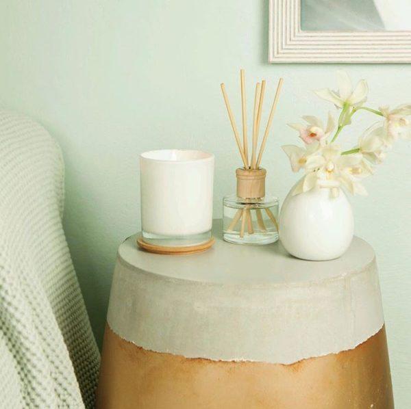 Living Light Dream Soy Jar Candle