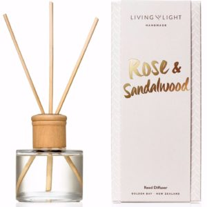 Living Light Dream Diffuser - Rose & Sandalwood
