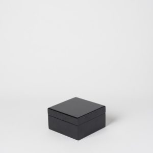 XS Jewellery Box In Black by Citta