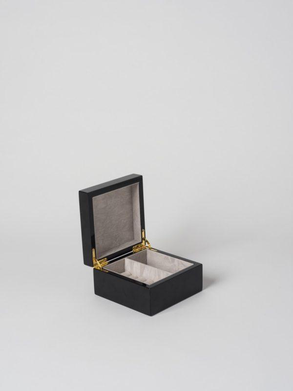 XS Jewellery Box In Black by Citta