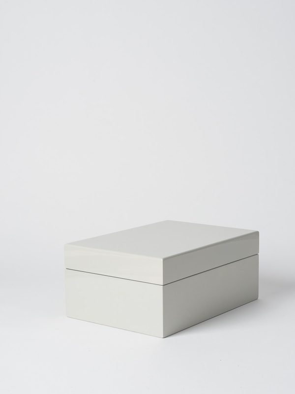 Large Jewellery Box in Clay by Citta