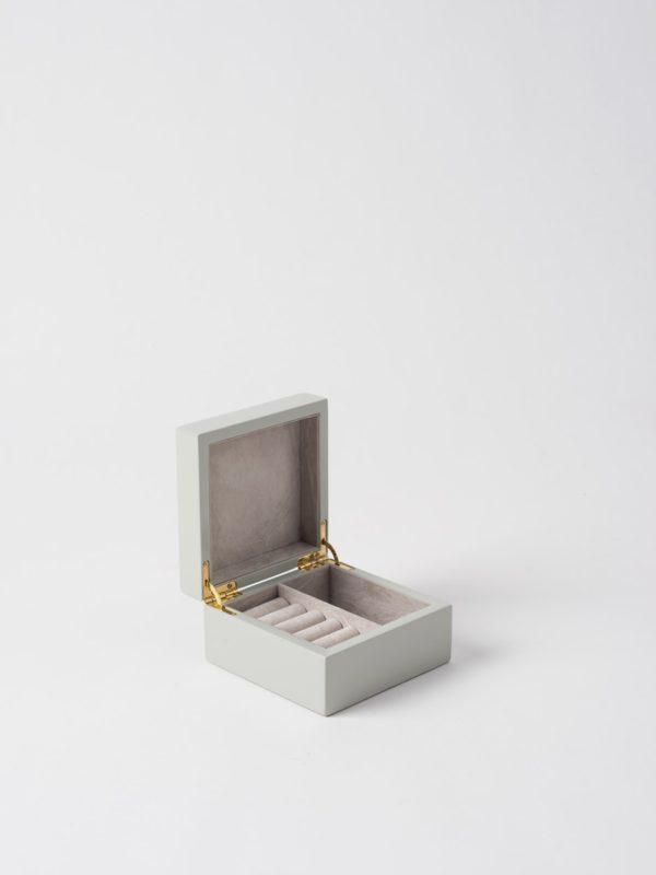 XS Jewellery Box In Clay by Citta