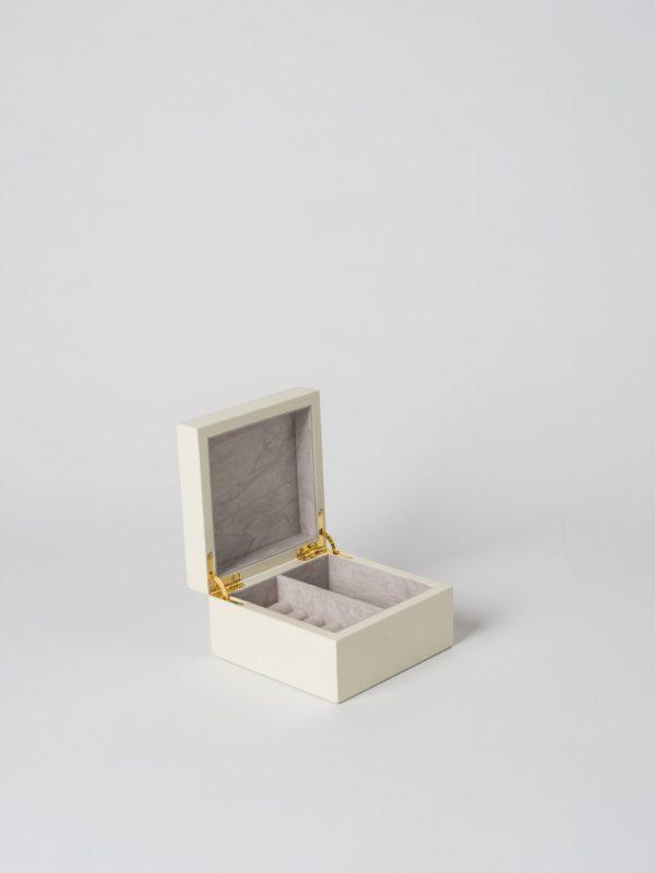 XS Jewellery Box In Ecru by Citta