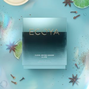 Ecoya Madison Candle - Clove, Spiced Ginger & Lime
