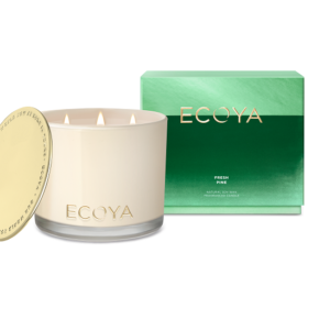 Ecoya Grand Madison Candle - Fresh Pine