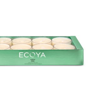 Ecoya Tealight Set - Fresh Pine