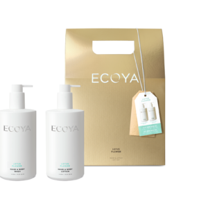 Ecoya Bodycare Set - Lotus Flower
