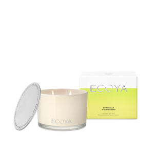 Ecoya Outdoor Candle - Citronella & Lemongrass