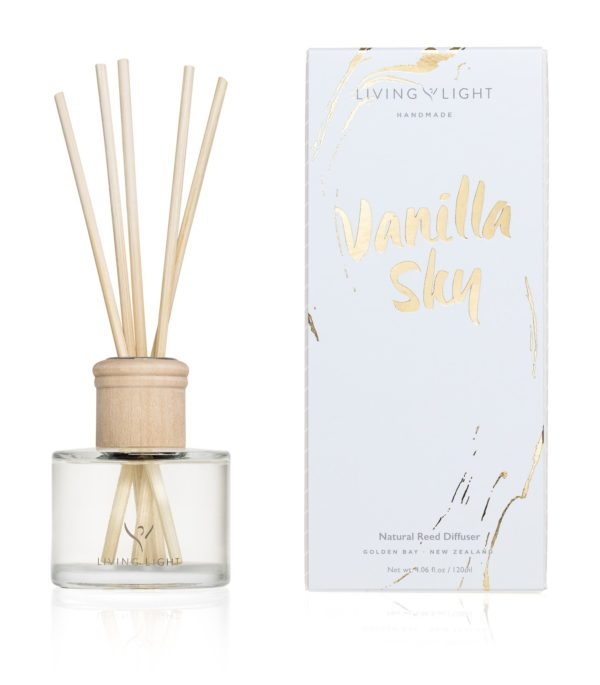Living Light Imagine Diffuser - Vanilla Sky