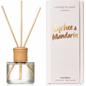 Living Light Dream Diffuser - Lychee & Mandarin