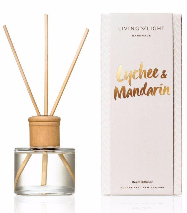 Living Light Dream Diffuser - Lychee & Mandarin