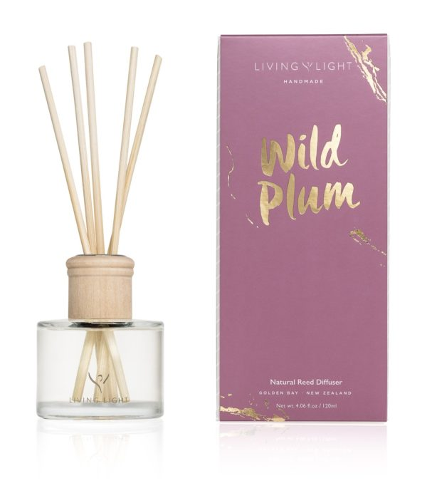 Living Light Imagine Diffuser - Wild Plum