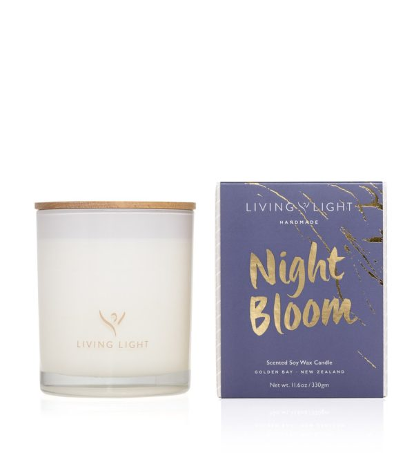Living Light Imagine Madison Candle - Night Bloom