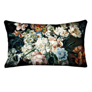 Blooming Bouquet Oblong Cushion