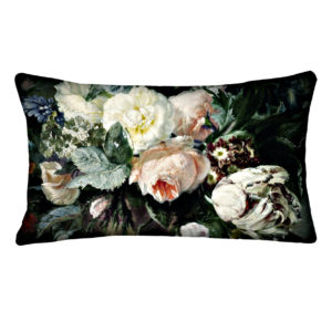 Blooming Posy Oblong Cushion