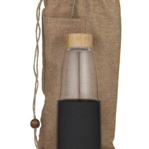 Sol Bottle Basalt Black
