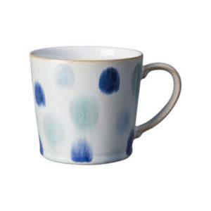 Denby Blue Spot Mug