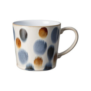 Denby Brown Spot Mug