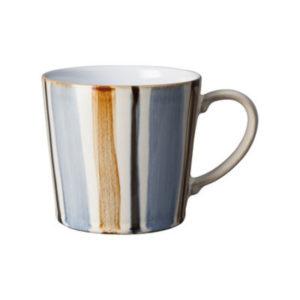 Denby Brown Stripe Mug