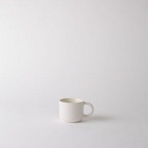 Citta Cafe Mug in White